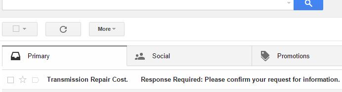 Email Inbox