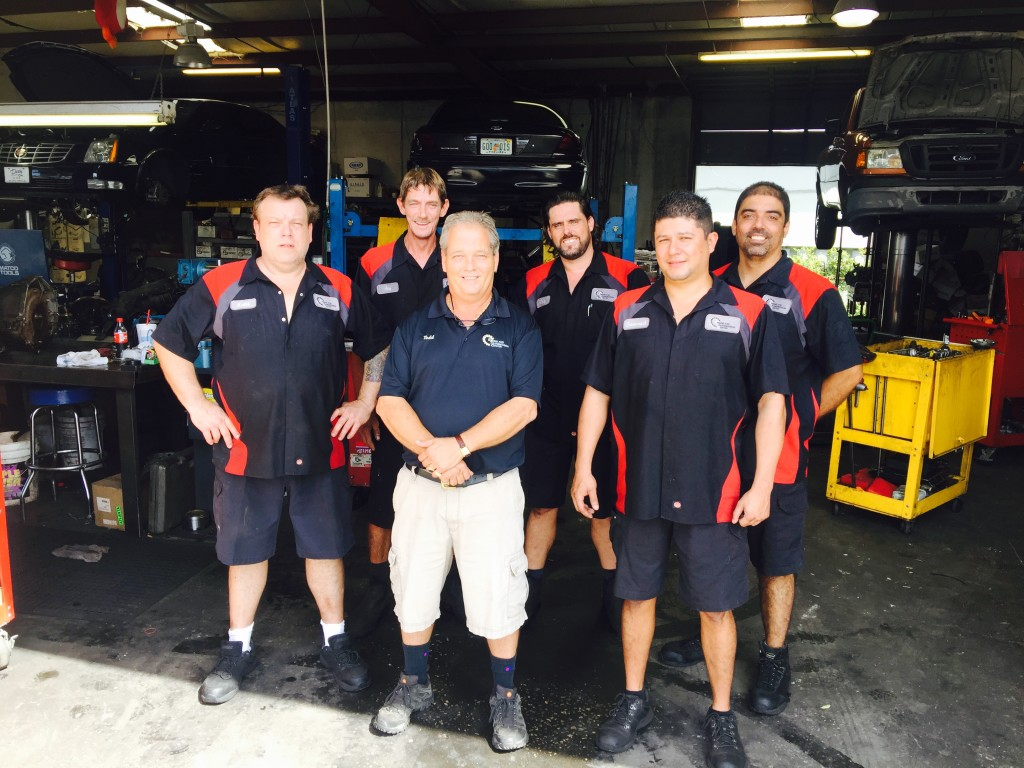 Transmission Repair Staff