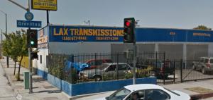 LAX Transmissions