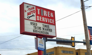 A-Team Auto Tire & Service LLC