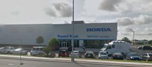 Round Rock Honda Service Center