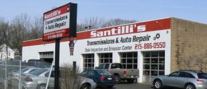 Santillis Transmission & Auto