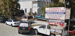 Affordable Auto Repair & Tires
