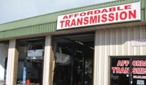 Affordable Transmission