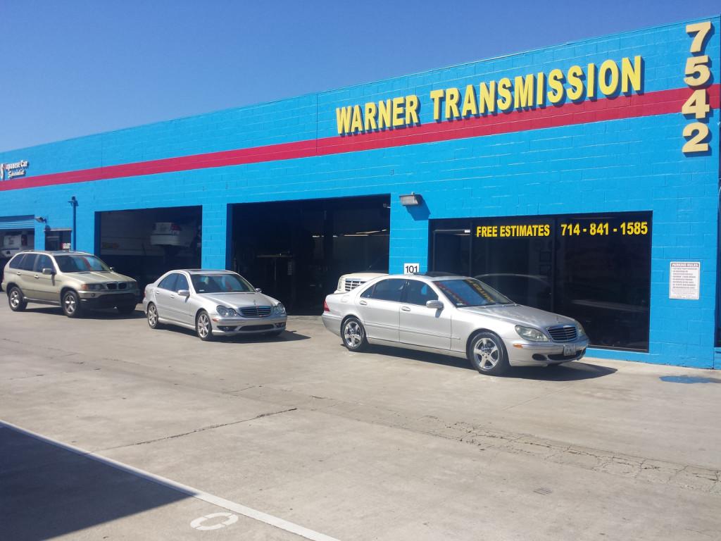 Warner Transmission