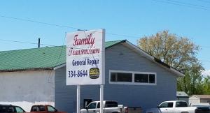 Family Transmission, & General Repairs. LLC