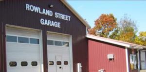 Rowland Street Garage