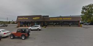 Warren Tire Service Center