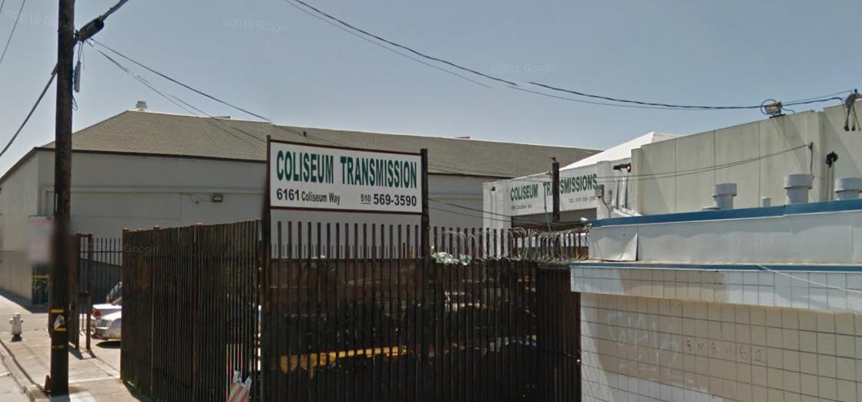 Coliseum Transmission