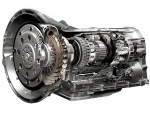 Automatic Transmission Cut Away