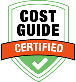 Cost Guide Certified Badge