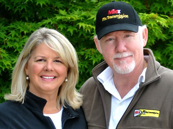 Owners Bob and Cammy Bauer