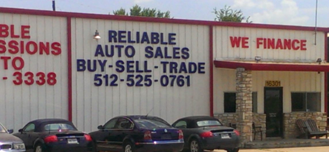 Reliable Auto Finance >> Reliable Auto Sales Transmission Repair Cost Guide