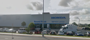 Round Rock Honda Service Center