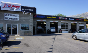 Campus Tire Pros and Service