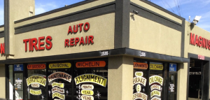 Magnuson Tire & Auto Repair Inc