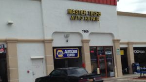 Master Tech's Auto Repair
