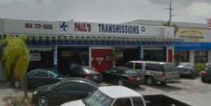 Pauls Transmission