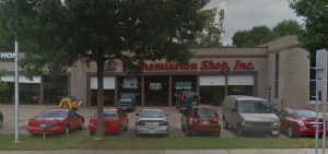 Transmission Shop Inc