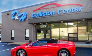 D & H Collision Center