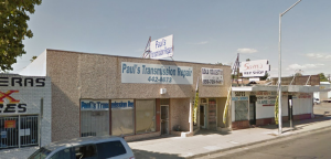 Paul's Transmission Repair Inc