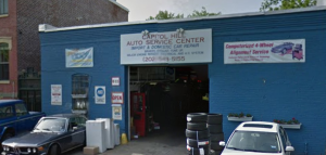 Capitol Hill Auto Service Center