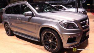 2016 Mercedes Benz Gl350 Bluetec 4matic