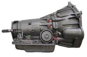2005 4l60e transmission fluid capacity
