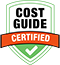 Cost Guide Certified Badge Title