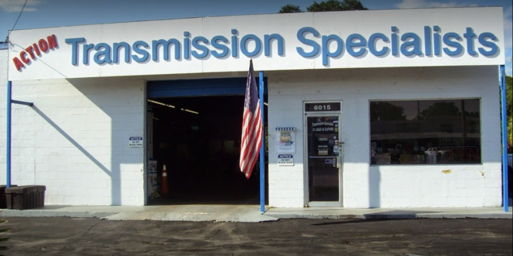 Action Transmission Transmission Shop