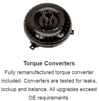 Remanufactured 48RE Transmissions: Specs & Updates